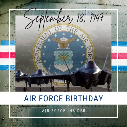 Military.com Special Edition - Air Force Birthday