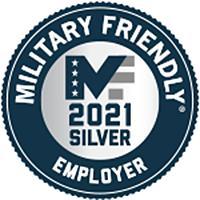 Virginia values Veterans. Official V3 Certified Company.